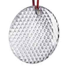 NEW FACTORY SEALED BACCARAT Crystal NOEL DIAMANT Diamond BAUBLE  ORNAMENT 2014