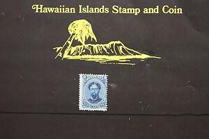 97 HAWAII #32 UNUSED ISSUED 1866 KING KAMEHAMEHA V