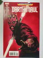 STAR WARS: DARTH MAUL #1 NM HALLOWEEN COMICFEST Movie Coming (2017 Series)