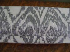 Pottery Barn Torrens Ikat Cordless Shade Pigeon Gray 48x64 ~ NEW IN BOX