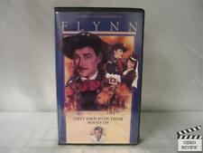 They Died With Their Boots On VHS Errol Flynn
