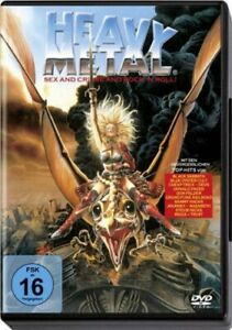 Heavy Metal DVD Neu und Originalverpackt Gerald Potterton