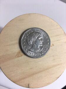 1979 P Susan B. Anthony Dollar Silver Dollar Denver Coin