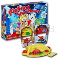 New Hasbro Pie Face Showdown Game children's kids Family toy play novelty fun