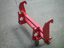 More details for jcb/volvo industrial to lift manitou interchanger adapter conversion plate