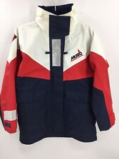 Musto Sailing Jacket Sailing Trouser Bibs Women's Size 8 Performance MPX3