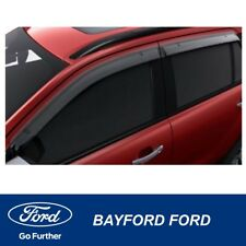 GENUINE FORD EVEREST UA WEATHERSHIELD FOR FRONT AND REAR 2015>2018