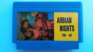 ULTRA RARE 190in1 ARBIAN NIGHTS / ARABIAN NIGHTS (Famicom Famiclone NES)