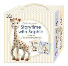 Sophie La Girafe slipcase Storytime with Sophie by DK (Mixed media product, 2014)