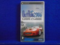 psp OUTRUN 2006 COAST 2 COAST Great Racing Game REGION FREE Pal English