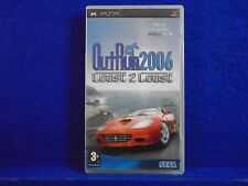 psp OUTRUN 2006 COAST 2 COAST Great Racing Game REGION FREE Pal English