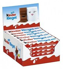 36 x Kinder Riegel **The Original - Made in Germany**  **FREE SHIPPING**