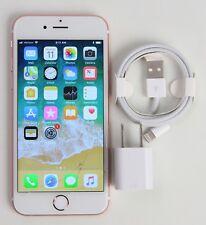 iPhone 6s 64GB Rose Gold (Verizon  Unlocked ) A1688 Apple SB225 - Cracked screen