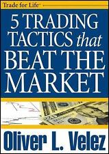 Wiley Trading Video: 5 Trading Tactics That Beat the Market 54 by Oliver L. Vel…