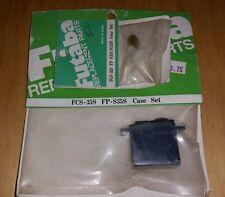 GENUINE FUTABA FGS-35S & FCS 35S CASE AND GEAR SET new in bag
