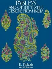 Paisleys And Other Textile Designs From India