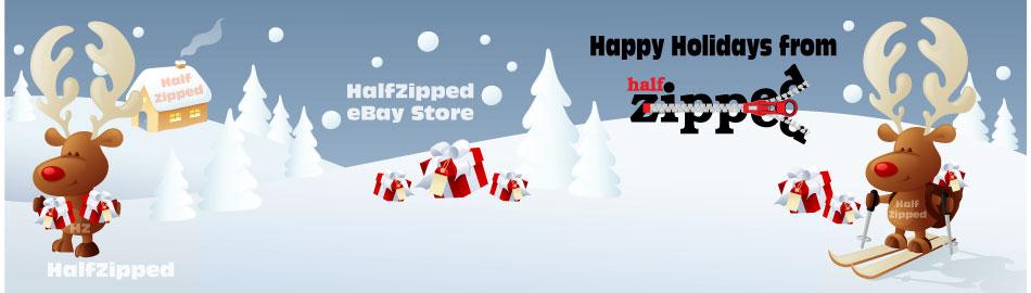 HalfZipped on eBay Store Header Banner