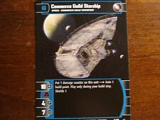 Star Wars TCG ROTS Commerce Guild Starship