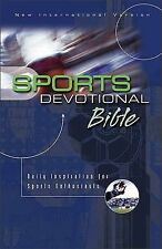 Sports Devotional Bible Daily Inspirations for Sports Enthusiasts NIV Holy Bible