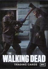 Walking Dead Season One P3 Promo Card