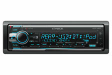 Kenwood eXcelon KDC-X501 In-Dash CD Receiver with Built In Bluetooth KDCX501