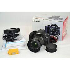 Canon EOS 500d BODY SLR USADO emb.orig (15 megapíxeles, Visualización directa,