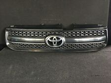 2004 TOYOTA RAV-4 GRILLE (NON-PAINTED) BLACK 161212 A117