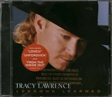 Lessons Learned by Tracy Lawrence (CD, Feb-2000, Atlantic (Label))