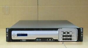 Citrix Netscaler MPX10500 FIPS 2x10GE SFP+ 8xSFP Load Balancer Appliance 2 xPSU