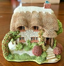 Lilliput Lane Wight Cottage 1989 English Collection Miniature Hand Made