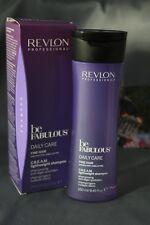 REVLON BE Fabulous Daily Cuidado Fino Pelo Champú 250 ml