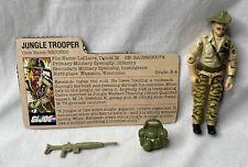 New listing Vintage 1984 G.I. Joe Recondo Figure - Complete w/ Accessories & Filecard