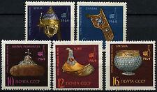 Russie 1964 SG#3080-3084 kremlin trésors neuf sans charnière set #D46009