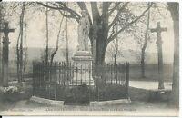 CPA -21 - ALISE-SAINTE-REINE - Statue de Sainte-Reine aux Trois Ormeaux