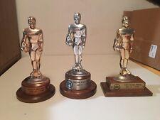 Vintage NFL Punt Pass & Kick Trophies 1968 - 1970