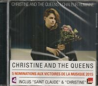 """CD """" Christine and the queens Chaleur humaine"""" NEUF SOUS BLISTER"""