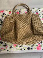 Authentic GUCCI Sukey Tote Handbag