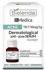 Bielenda Dr Medica Dermatological Anti Acne Face Serum Day Night 30ml
