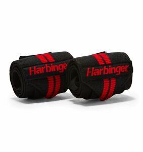 Harbinger Red Line Wrist Wraps
