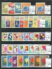 Albania 1964-88 run of unmounted mint thematic sets  (2017/05/25#21)