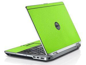 LidStyles Carbon Fiber Laptop Skin Protector Decal Dell Latitude E6430