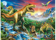 Ravensburger 100 XXL Piece Time of the Dinosaurs Jigsaw Puzzle RB10665-3