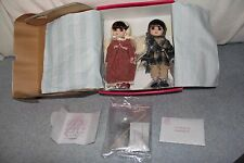 Marie Osmond O Come Let Us Adora Him Nativity Dolls Limited Ed. #86/550 NEW