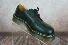 Dr Martens One Shoe Left Amputee Replacement Leather Black Lace Size 4