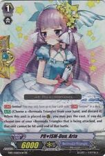 1x Cardfight!! Vanguard PRISM-Duo, Aria - White - EB10/008EN-W - RR Near Mint