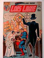 Superman's Girlfriend Lois Lane #108 DC 1971 VF- Bronze Age Comic Book 1st Print