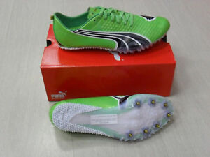 FW17 PUMA Shoes Complete Slx Endspurt Bolt Hobnailed Athletics Pista Shoes Race