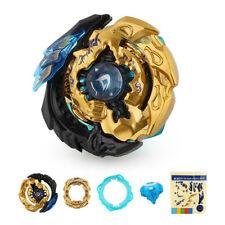 4D Blast Toupies Beyblade Fusion Metal Gyro Arena Gyro Bleyblade Gold B85 Style~