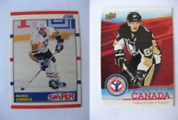 2013-14 UD National Hockey Card day NHCD-12 Crosby Sidney  pride of canada  peng