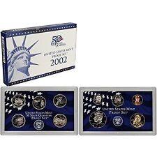 2002 United States Mint Proof Set